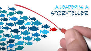 A Leader Is A Story Teller